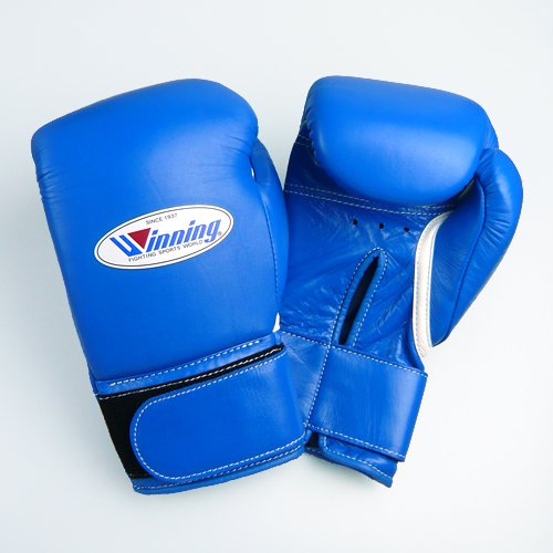 [Winning/winning] 위닝 글로브 위닝 글로브 프로패셔널 타입8온스 매직 테이프식 블루-