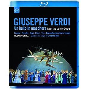 Un Ballo in Maschera [Blu-ray]