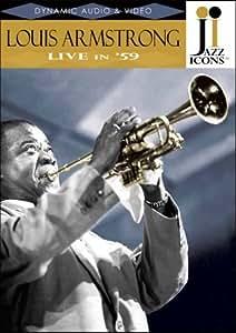 Jazz Icons [DVD] [Import]