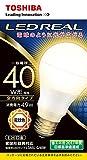 東芝 LED電球 一般電球形 全方向形 電球色40W形相当  LDA5L-G/40W LDA5L-G/40W