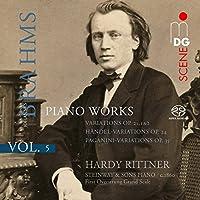 PIANO WORKS VOL.5(SACD)