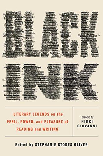 Black Ink: Literary Legends on the Peril, Power, and Pleasure of Reading and Writing (English Edition)