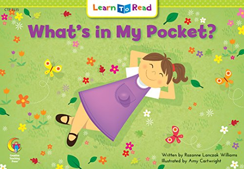 What's in My Pocket? (Emergent Reader Science; Level 2)の詳細を見る