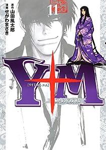 Y十M(ワイじゅうエム)~柳生忍法帖~ 11巻 表紙画像