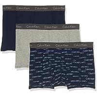 Calvin Klein Men's Underwear Elements Trunks (3 Pack)