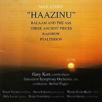Haazinu: Biblical Compositions