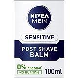 NIVEA MEN Post Shave Balm for Sensitive Skin, 100ml