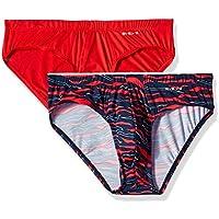 2(X)IST Evolve Men's Comfort Sliq Micro Brief Multipack