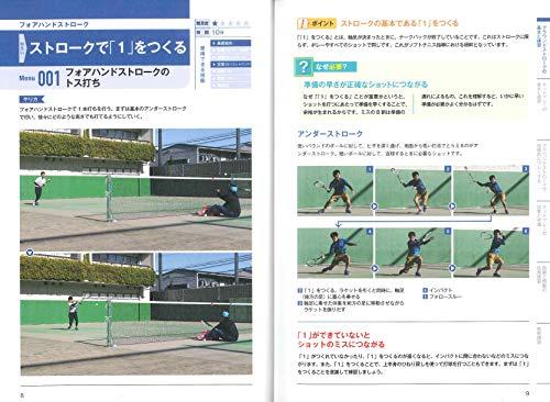 ソフトテニス 攻撃力を高める技術と戦術 (身になる練習法)
