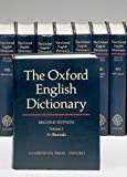 The Oxford English Dictionary, Second Edition (20 Volume Set<5 Boxes>)