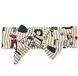 Amazon.co.jp【ノーブランド 品】子供 女の子 ヘアバンド カチューシャ カーキ 動物 かわいい ヘアアクセサリー ギフト