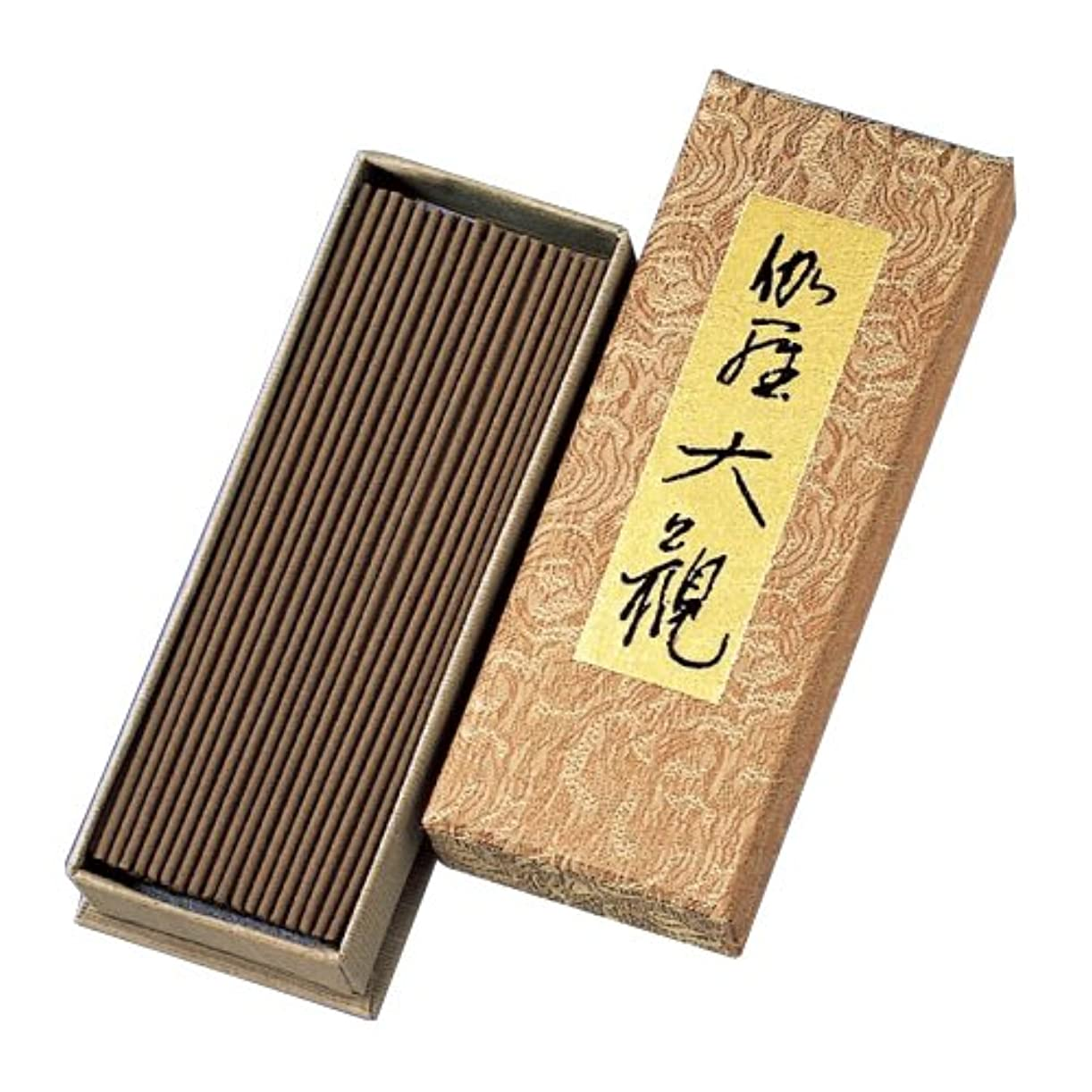 聖なる出身地印象的Nippon Kodo – Kyara Taikan – プレミアムAloeswood Incense 150 sticks