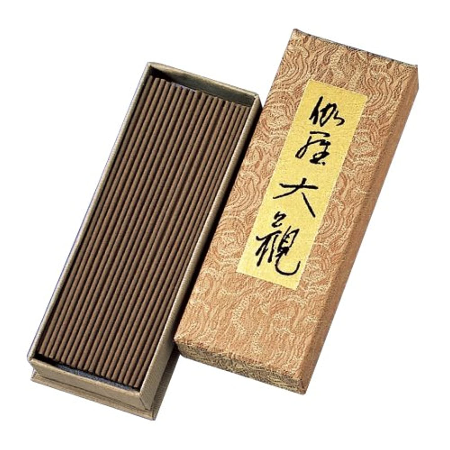 さておきコンソール肖像画Nippon Kodo – Kyara Taikan – プレミアムAloeswood Incense 150 sticks
