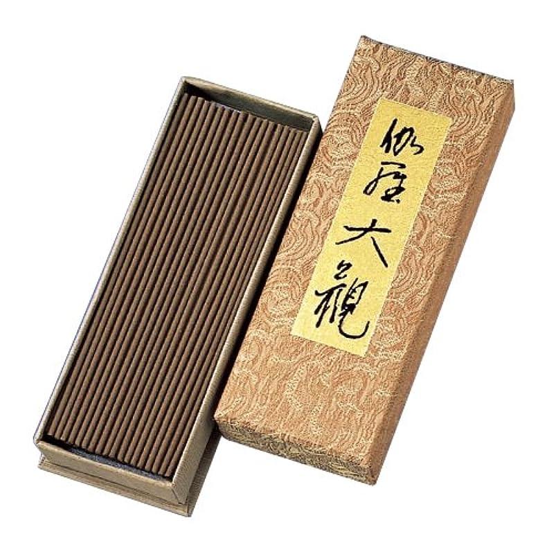 構成員古風な持参Nippon Kodo – Kyara Taikan – プレミアムAloeswood Incense 150 sticks