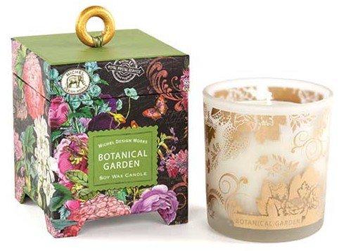 【ミッシェルデザインワークス】アロマキャンドル 【ボタニカルガーデン】 香り:ボタニカルズ&ジャスミン