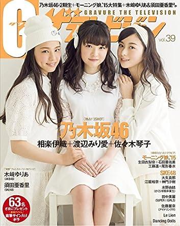 G(グラビア)ザテレビジョン vol.39 62485-87 (ムック)