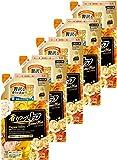 【まとめ買い】香りつづくトップ アロマプラス 洗濯洗剤 液体 エレガントイエロー 詰め替え 320g × 5個