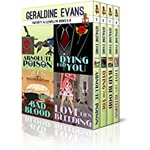 RAFFERTY & LLEWELLYN BOXED SET BOOKS 5-8: British Detectives (Rafferty & Llewellyn British Mystery Series Book 2)