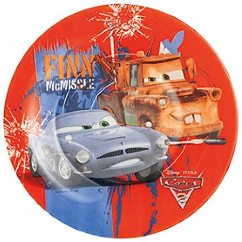 Luminarc デザート皿 プレート ディズニー カーズ2 19 H1495