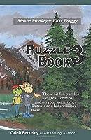 Moshe Monkey and Elias Froggy: Puzzle Book 3