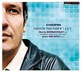 ショパン:ピアノ協奏曲第1番、第2番 (Chopin : Concertos Pour Piano No.1 & No.2 / Boris Berezovsky - Piano, John Nelson - Direction) [輸入盤・日本語解説書付] 画像