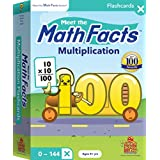 Meet the Math Facts - Multiplication Flashcards