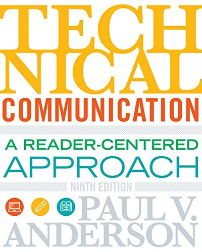 Download Technical Communication: A Reader-centered Approach 1305667883