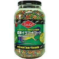 ビバリア レップカル 成体イグアナフード ペット用 1.13kg