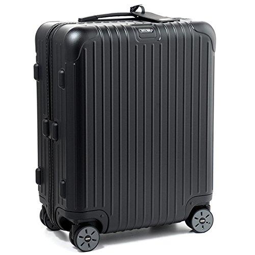 (リモワ)/RIMOWA キャリーバッグ メンズ SALSA スーツケース/キャリーバッグ ブラック 81156324-0001-0007 [並行輸入品]