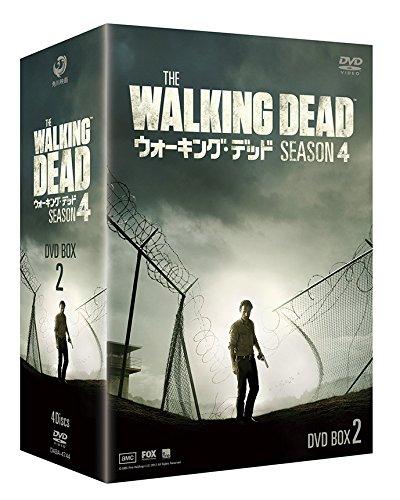 ウォーキング・デッド4 DVD-BOX-2の詳細を見る