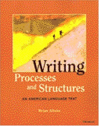 Download Writing Processes and Structures: An American Language Text 0472089390