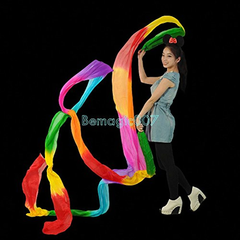 リボンシルクから2つの花束 Ribbon silk to two bouquets -- / シルク&ケインマジック