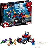 乐高(LEGO) 超级英雄 蜘蛛侠的车椅 76133