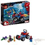 レゴ(LEGO) スーパー・ヒーローズ  スパイダーマンのカーチェイス 76133