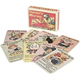 Vintage Themed Snap Card Game