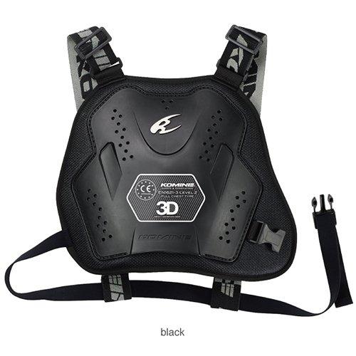 コミネ KOMINE バイク CEレベル2 チェストアーマー チェストプロテクター 胸部プロテクター 04-808 SK-808