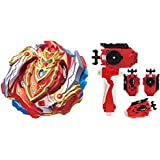 Beyblade Burst B-129 Cho-Z Achilles.00DM Balance Starter Bey Set Battling Tops Spinning Top Toy Boys Gifts(combination3)