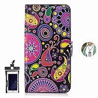 耐汚れ 耐摩擦 Samsung Galaxy J510 ケース 手帳型 本革 レザー カバー 財布型 スタンド機能 カードポケット 耐摩擦 全面保護 人気 アイフォン[無料付防水ポーチケース]