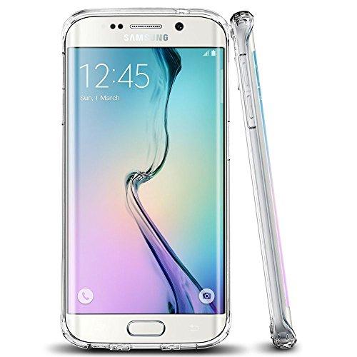 Sumsang Galaxy S7 Edge クリア ケース au SCV33 docomo SC-02H
