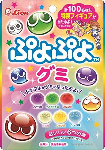 ライオン菓子 ぷよぷよグミ 30g×10袋