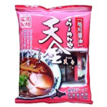 藤原製麺 らーめんや天金旭川醤油