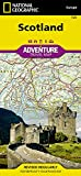 National Geographic Adventure Map Scotland 画像