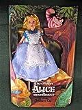 1999 Alice in Wonderland (不思議の国のアリス) Barbie(バービー) Doll with Cheshire Cat Disney (ディズニー)Collector ドール 人形 フィギュア(並行輸入)