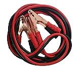 汎用 ブースターケーブル バッテリー 600A 緊急 ケーブル 3.6m 常備 あがり 車 バイク