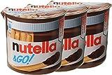 フェレロ ヌテラ&ゴー! 52g×3個セット スティックパン(グリッシーニ、ヘーゼルナッツクリーム)