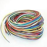 サンコー SHW電線(単線)0.65mm 2m(±2%)×10色 SHW-S0.652X10