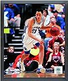 Tayshaun Prince Kentucky Wildcats NCAAアクション写真(サイズ: 17cm x 21cm )フレーム