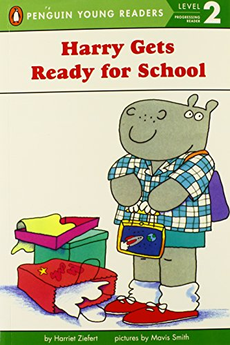 Harry Gets Ready for School (Penguin Young Readers, Level 2)の詳細を見る