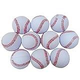 (モデルノ ラ テール) Moderno La Terre 野球 練習 ウレタン ボール 7cm 10個 20個 30個 セット SN-WBB (白 10個セット)