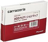カロッツェリア(パイオニア) カーナビ 地図更新ソフト HDDサイバーナビマップ TypeVI Vol.7 SD更新版 CNSD-6700